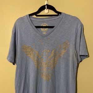 Vintage Lucky Brand men's t-shirt